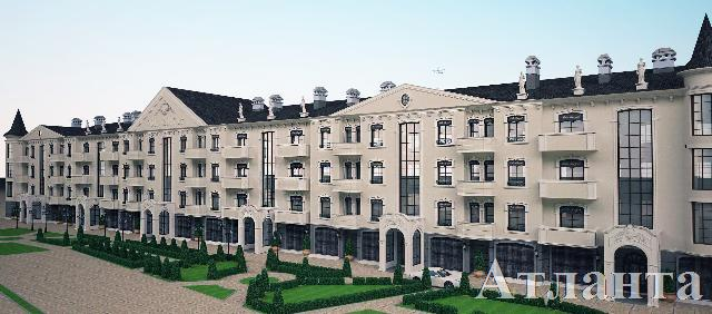 Продается 1-комнатная квартира в новострое на ул. Руанский Пер. — 95 650 у.е. (фото №3)
