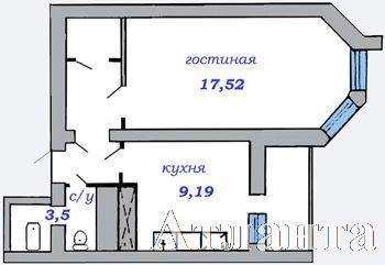 Продается 3-комнатная квартира в новострое на ул. Бочарова Ген. — 40 000 у.е. (фото №2)