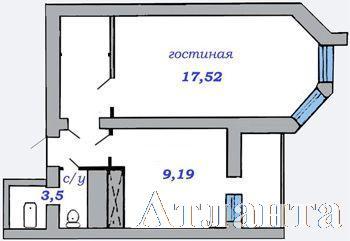 Продается 3-комнатная квартира в новострое на ул. Бочарова Ген. — 40 000 у.е. (фото №3)