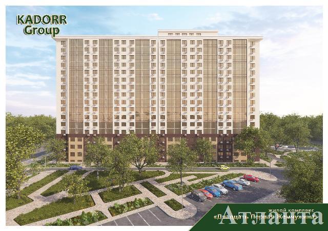 Продается 2-комнатная квартира в новострое на ул. Жм Дружный — 48 000 у.е.