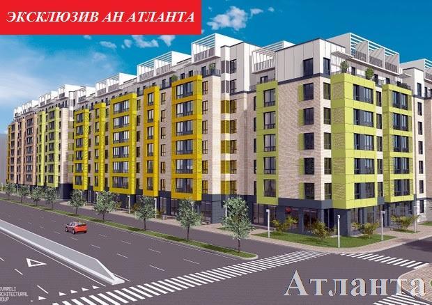 Продается 1-комнатная квартира в новострое на ул. Заболотного Ак. — 23 110 у.е. (фото №2)