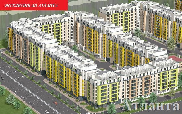 Продается 1-комнатная квартира в новострое на ул. Заболотного Ак. — 23 110 у.е. (фото №3)