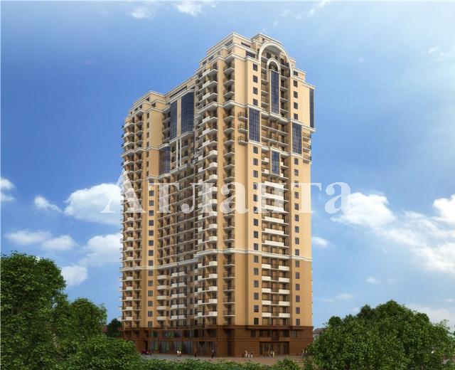 Продается 1-комнатная квартира в новострое на ул. Педагогическая — 51 800 у.е.
