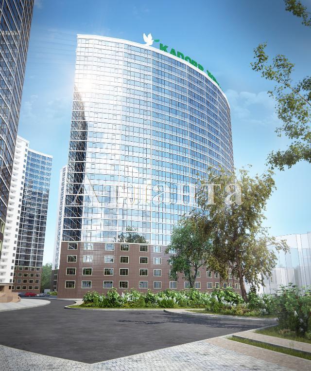 Продается 1-комнатная квартира в новострое на ул. Каманина — 44 200 у.е.