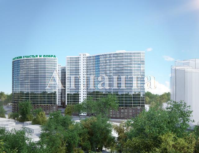 Продается 1-комнатная квартира в новострое на ул. Каманина — 41 700 у.е. (фото №3)