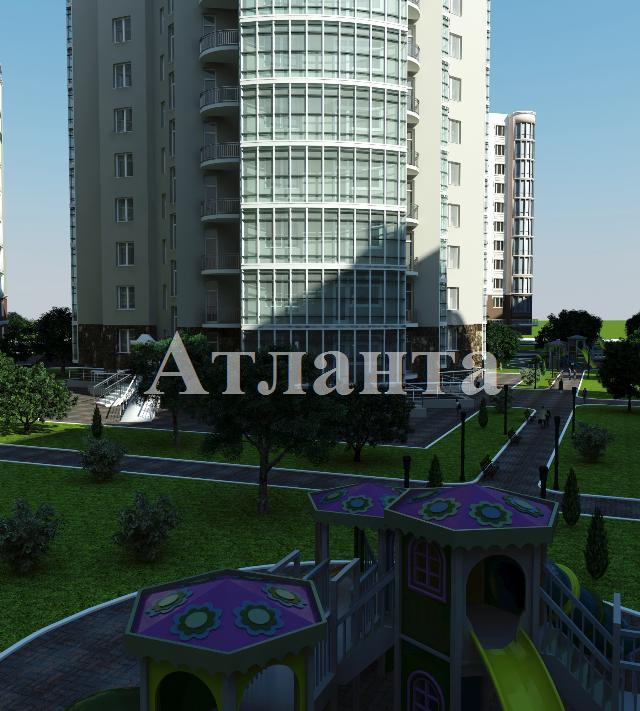 Продается 1-комнатная квартира в новострое на ул. Бочарова Ген. — 20 100 у.е. (фото №3)