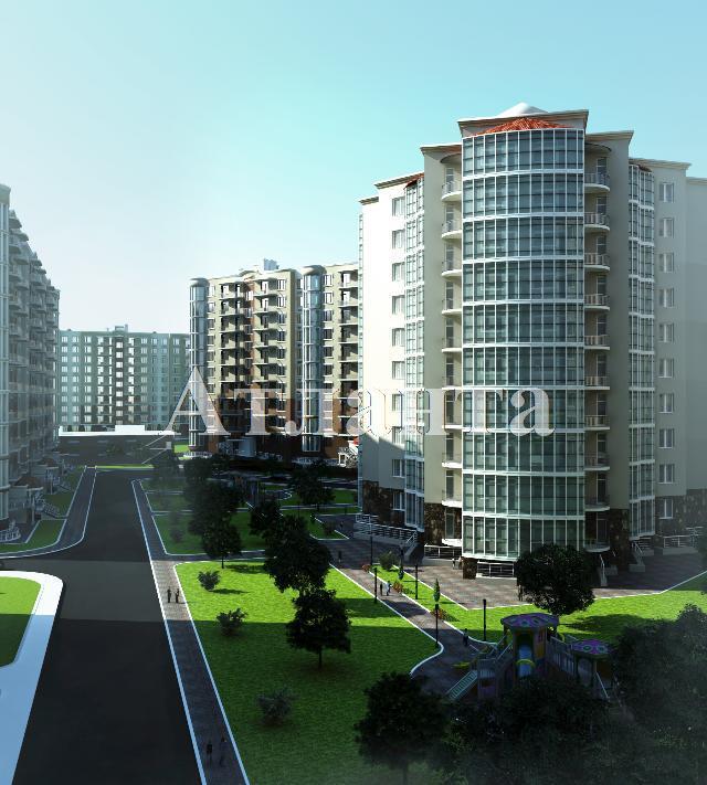 Продается 1-комнатная квартира в новострое на ул. Бочарова Ген. — 20 900 у.е.