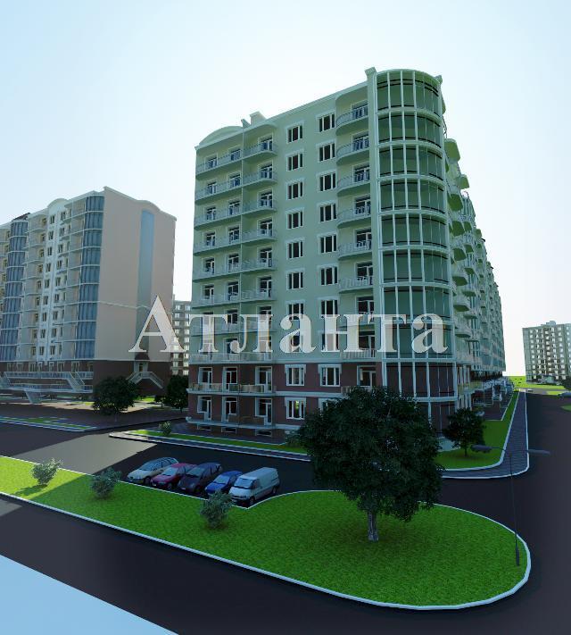 Продается 1-комнатная квартира в новострое на ул. Бочарова Ген. — 20 900 у.е. (фото №2)