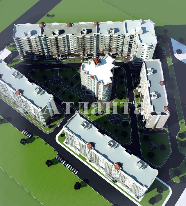 Продается Многоуровневая квартира в новострое на ул. Бочарова Ген. — 37 200 у.е.