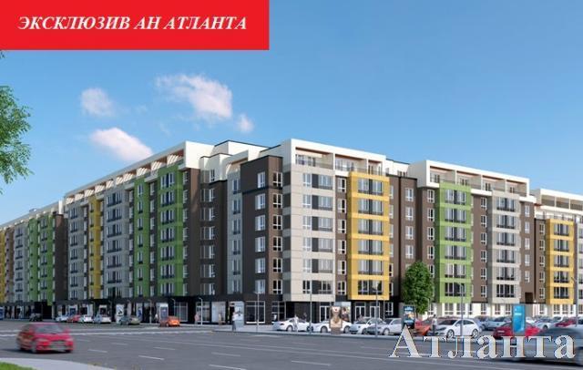 Продается 1-комнатная квартира в новострое на ул. Заболотного Ак. — 26 400 у.е.