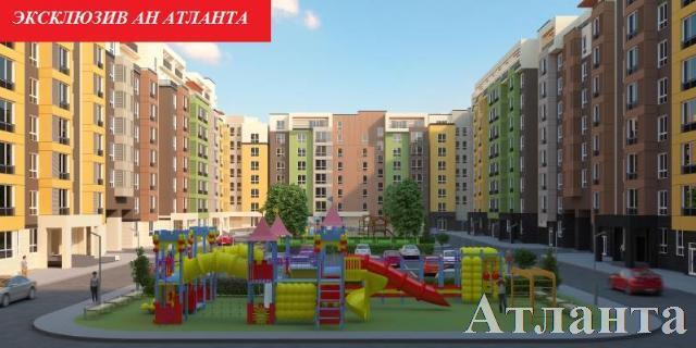 Продается 1-комнатная квартира в новострое на ул. Заболотного Ак. — 23 500 у.е. (фото №2)