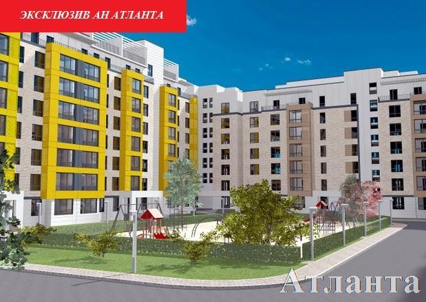 Продается 2-комнатная квартира в новострое на ул. Заболотного Ак. — 40 600 у.е. (фото №2)