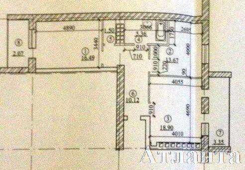 Продается 2-комнатная квартира в новострое на ул. Сахарова — 60 000 у.е. (фото №2)