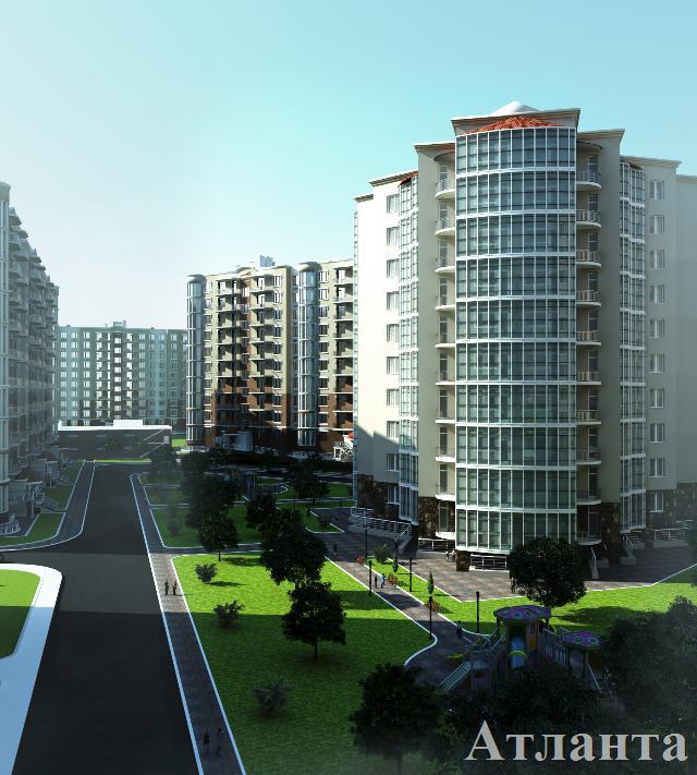 Продается 2-комнатная квартира в новострое на ул. Бочарова Ген. — 36 900 у.е.