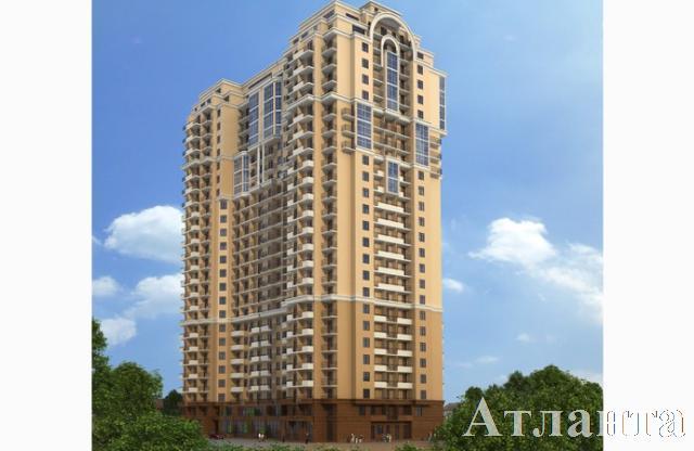 Продается 2-комнатная квартира в новострое на ул. Педагогическая — 47 800 у.е. (фото №2)