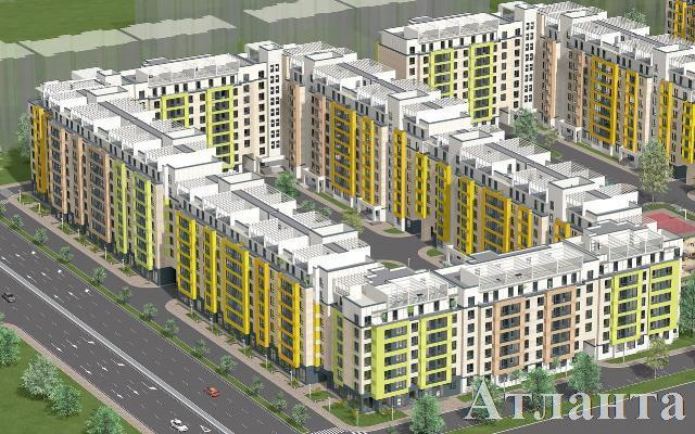 Продается 2-комнатная квартира в новострое на ул. Чехова — 42 860 у.е.