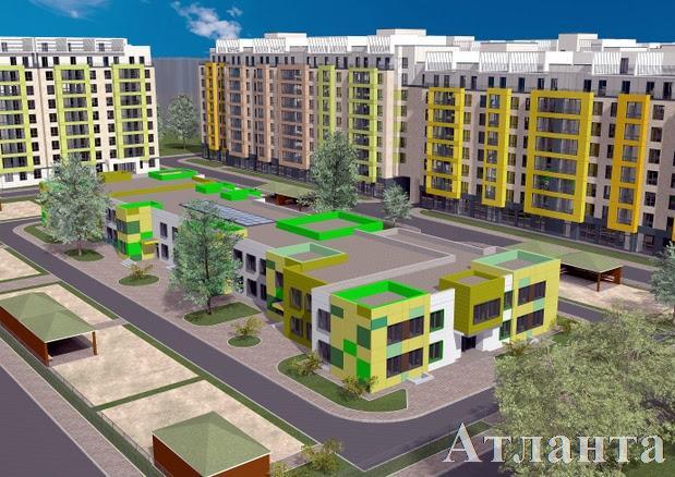 Продается 1-комнатная квартира в новострое на ул. Чехова — 23 260 у.е.