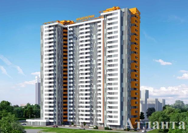 Продается 3-комнатная квартира в новострое на ул. Канатная — 58 600 у.е.