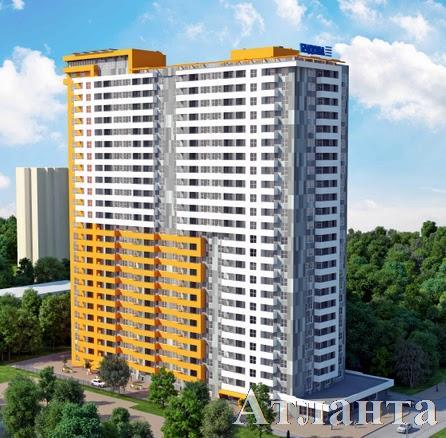 Продается 2-комнатная квартира в новострое на ул. Канатная — 53 400 у.е.