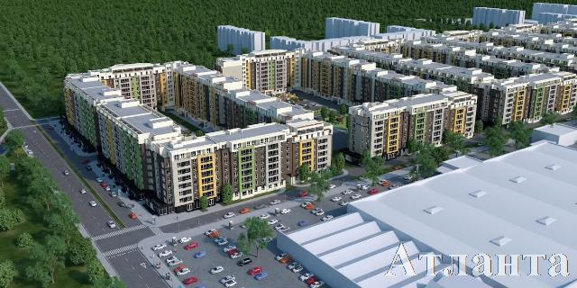 Продается 2-комнатная квартира в новострое на ул. Заболотного Ак. — 33 200 у.е. (фото №2)