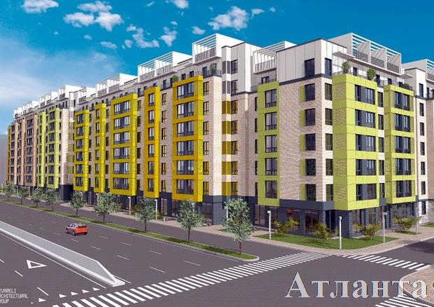 Продается 1-комнатная квартира в новострое на ул. Чехова — 21 400 у.е. (фото №3)