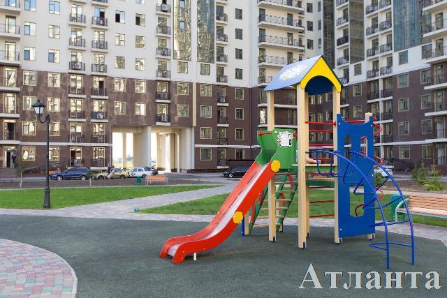 Продается 2-комнатная квартира в новострое на ул. Жемчужная — 55 000 у.е. (фото №2)