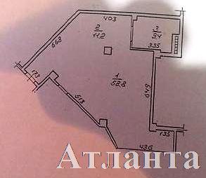 Продается 1-комнатная квартира в новострое на ул. Генуэзская — 65 000 у.е. (фото №4)