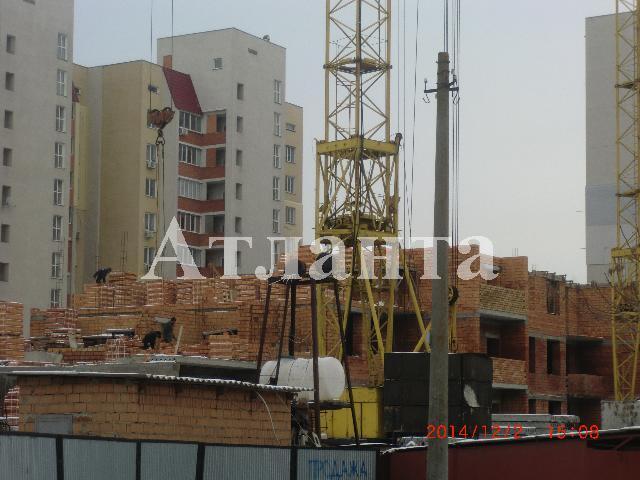 Продается 3-комнатная квартира в новострое на ул. Заболотного Ак. — 74 000 у.е. (фото №4)