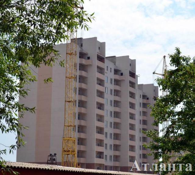 Продается 3-комнатная квартира в новострое на ул. Заболотного Ак. — 66 560 у.е. (фото №2)