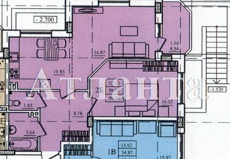 Продается 2-комнатная квартира в новострое на ул. Николаевская — 43 000 у.е. (фото №4)