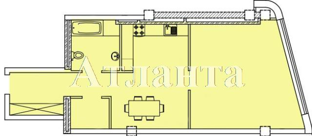 Продается 1-комнатная квартира в новострое на ул. Удельный Пер. — 83 000 у.е.