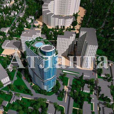 Продается 1-комнатная квартира в новострое на ул. Новобереговая — 63 700 у.е. (фото №2)