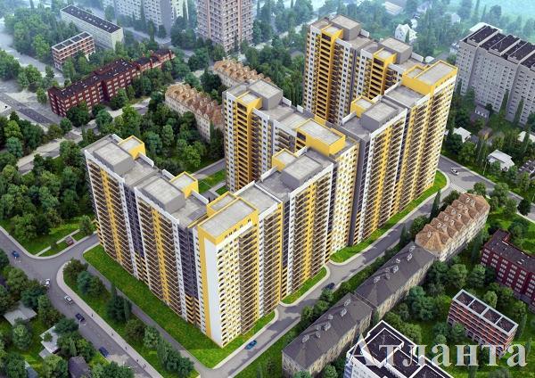 Продается 2-комнатная квартира в новострое на ул. Михайловская — 51 480 у.е.