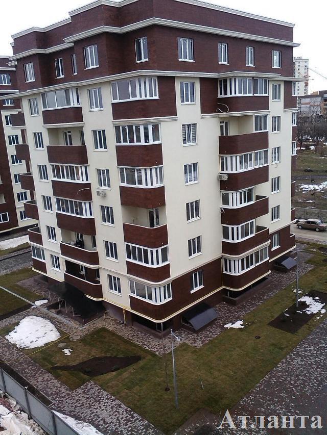 Продается 1-комнатная квартира в новострое на ул. Николаевская — 18 360 у.е.