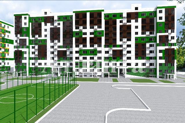 Продается 1-комнатная квартира в новострое на ул. Марсельская — 37 690 у.е.