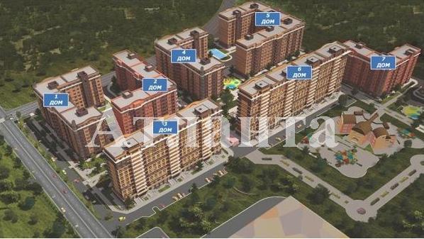 Продается 2-комнатная квартира в новострое на ул. 1 Мая — 37 380 у.е. (фото №4)