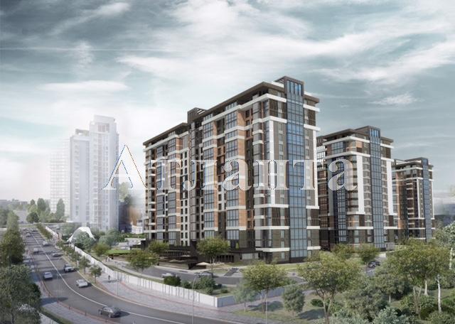 Продается 2-комнатная квартира в новострое на ул. Жм Дружный — 40 410 у.е. (фото №2)