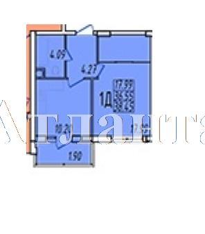 Продается 1-комнатная квартира в новострое на ул. Жм Дружный — 22 870 у.е. (фото №3)