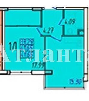 Продается 1-комнатная квартира в новострое на ул. Жм Дружный — 24 780 у.е.