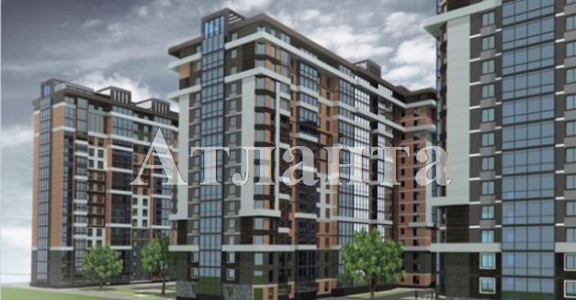 Продается 1-комнатная квартира в новострое на ул. Жм Дружный — 22 440 у.е. (фото №2)