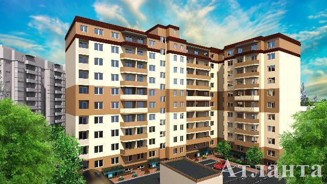 Продается 1-комнатная квартира в новострое на ул. Рихтера Святослава — 23 000 у.е. (фото №3)
