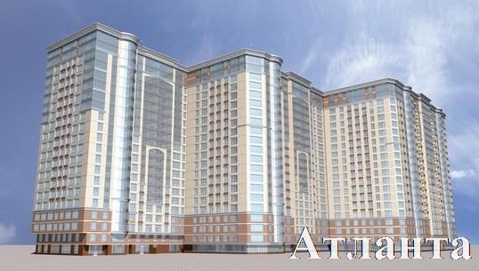 Продается 1-комнатная квартира в новострое на ул. Генуэзская — 66 550 у.е.