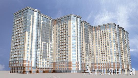 Продается 2-комнатная квартира в новострое на ул. Генуэзская — 102 580 у.е. (фото №2)