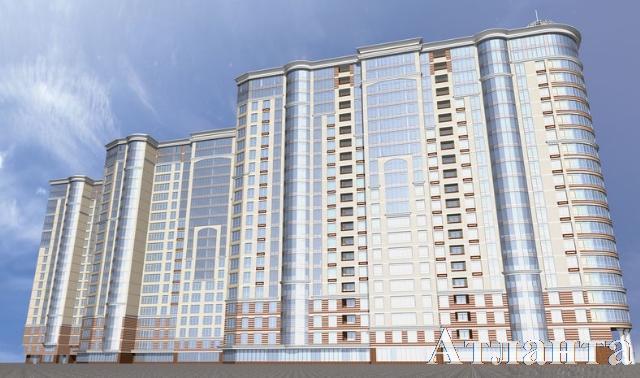 Продается 3-комнатная квартира в новострое на ул. Генуэзская — 106 360 у.е. (фото №2)