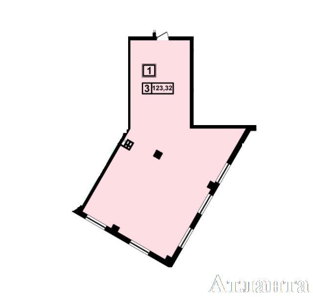 Продается 3-комнатная квартира в новострое на ул. Генуэзская — 119 650 у.е. (фото №3)