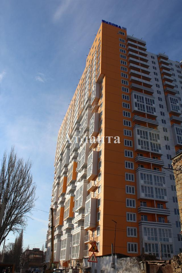 Продается 1-комнатная квартира в новострое на ул. Среднефонтанская — 41 500 у.е. (фото №4)