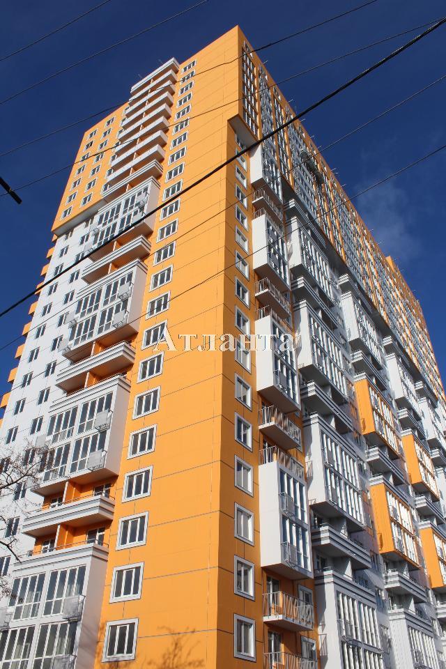 Продается 1-комнатная квартира в новострое на ул. Среднефонтанская — 41 500 у.е. (фото №5)