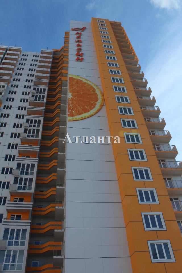 Продается 1-комнатная квартира в новострое на ул. Среднефонтанская — 41 500 у.е. (фото №6)