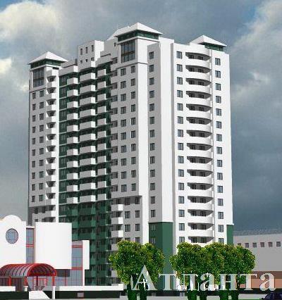 Продается Многоуровневая квартира в новострое на ул. Бочарова Ген. — 40 000 у.е.