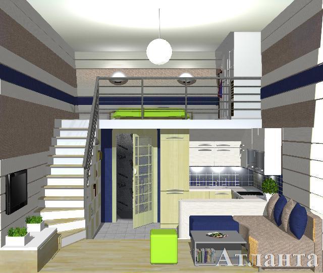 Продается Многоуровневая квартира на ул. 10 Апреля — 33 140 у.е. (фото №4)